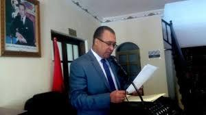 قنصل المملكة المغربية في انواذيبو