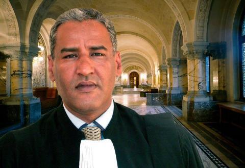 المحامي محمد ولد امين