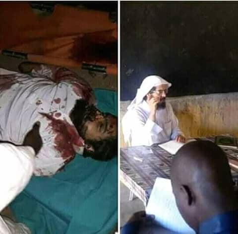 اغتيال داعية سعودي في غينا كوناكري
