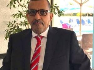 أحمد ولد الشيخ ـ مدير صحيفة le calame