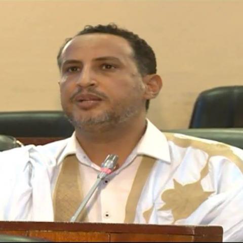 السيناتور المعتقل محمد ولد غدة