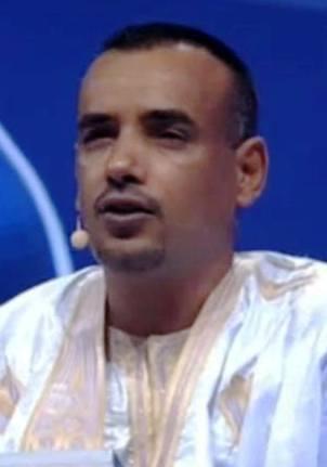 الشاعر الشيخ ولد بلعمش