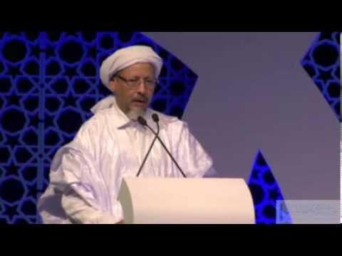 العلامة محمد المختار ولد امباله ،رئيس مجلس الفتوى والمظالم