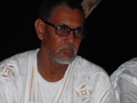 الأستاذ محمدن ولد المختار ولد حمدي، المدير الجهوي للتهذيب بولاية اترارزة.