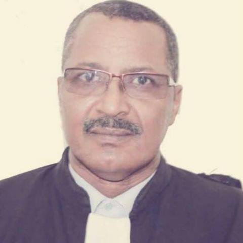 الزعيم ولد همد فال أحد محاميي الجناب النبوي : ما هي إلا  سويعات ويصبح المسئ طليقا
