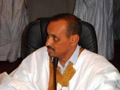 الدكتور عبد السلام ولد حرمة رئيس حزب الصواب