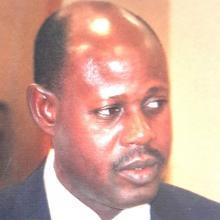 الدكتور البكاي ولد عبد المالك ـ وزير التعليم العالي سنة 2014