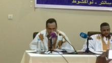 الدكتور السيد ولد اباه