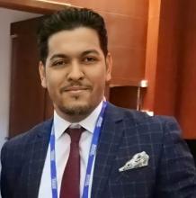 المصطفى ولد البو صحفي موريتاني مقيم في بكين