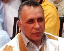 الأستاذ : احمد سالم ولد بوحبيني  ضواحي اركيز بتاريخ 16/07/2017
