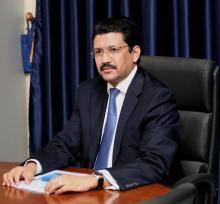 رئيس اللجنة الوزارية السيد محمد عبد الله ولد أوداع