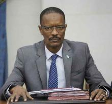 جا مختار ملل وزير العدل الجديد تم تعيينه في اليوم الموالي لزيارة الرئيس إلى كيهيدي