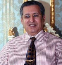 رجل الأعمال الموريتاني المعارض محمد ولد بوعماتو