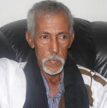 عمدة أوجفت السابق محمد المختار ولد أحمين أعمر.