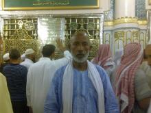 محمدي ولد الطلبة - الصورة من صفحة الأستاذ على الفيسبوك