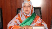 رئيسة المجموعة الحضرية أماتي بنت حمادي