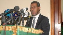 الحسن ولد محمد رئيس مؤسسة المعارضة الديمقراطية في موريتانيا