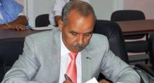 عمدة ازويرات العقيد المتقاعد الشيخ ولد بايه