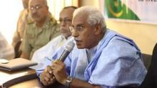 محمد ولد محمد الأمين ولد بلعمش الوالي الجديد لولاية الحوض الغربي