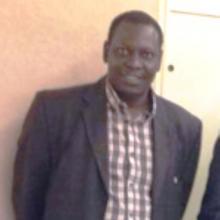 """فينسان ديكو (  ديكو هنون ) معروف ب """"حدته """" تجاه السلطات الموريتانية"""