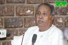 أحمد ولد حمزة - رئيس الحمعية الفرنكوفية الموريتانية / صورة كريدم