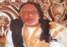 العلامة الجليل الشيخ اباه ولد عبد الله.