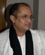 محسن ولد الحاج ـ رئيس مجلس الشيوخ السابق